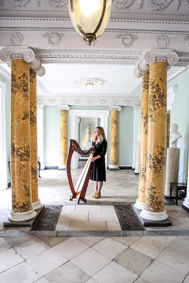 Harpist Music Ireland